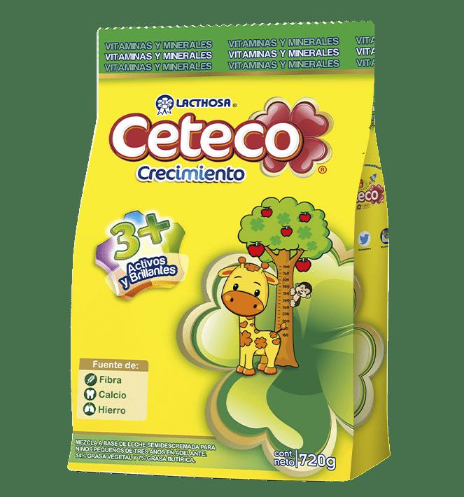 Ceteo 3+ 720g