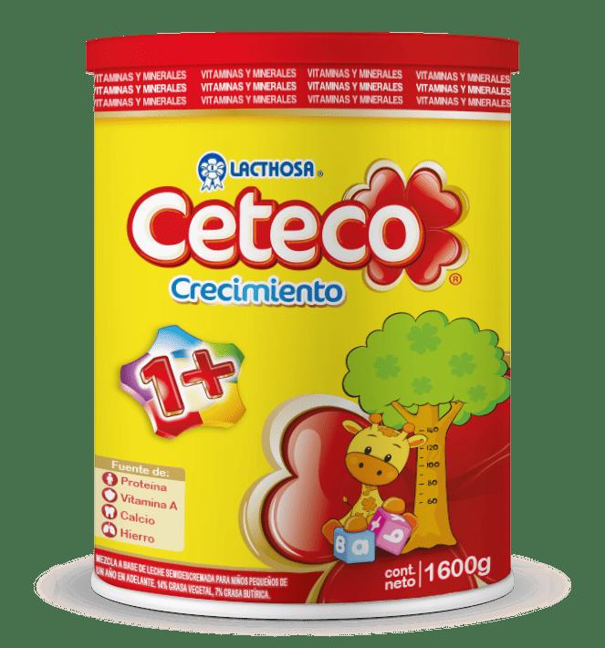 Lata Ceteco 1+ 1600g