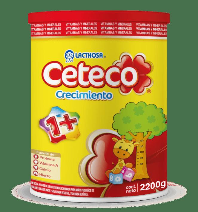 Lata Ceteco 1+ 2200g